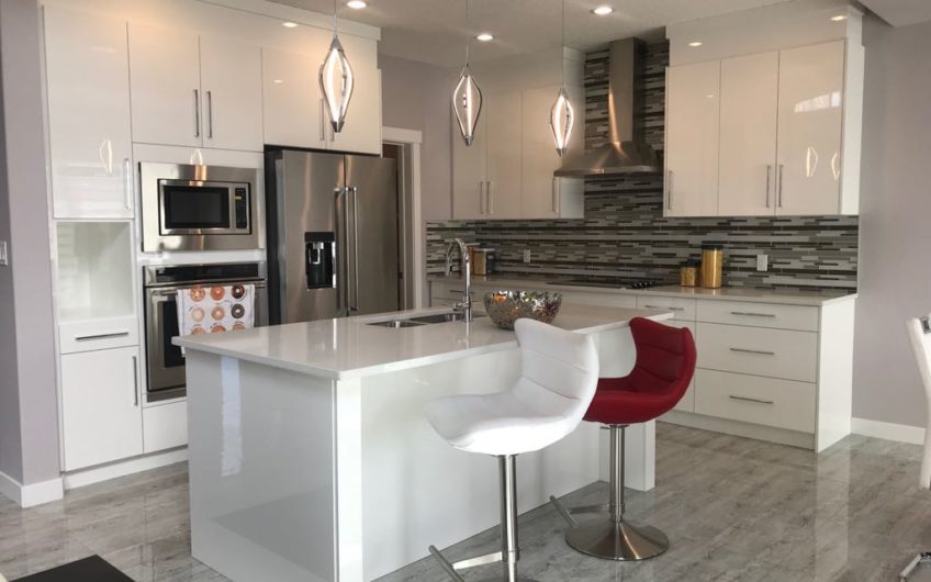 Strong Built Homes Show home
